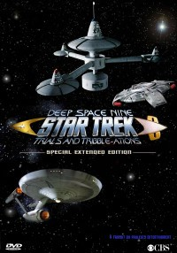 """Star Trek: Deep Space Nine """"Trails and Tribble-ations ..."""