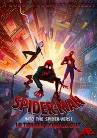 Spider-Man: Into the Spider-Verse - Ultimate Comics Cut