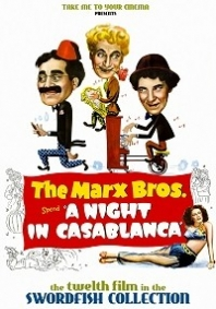 Marx Brothers: Swordfish Collection - 1946 A Night In Casablanca