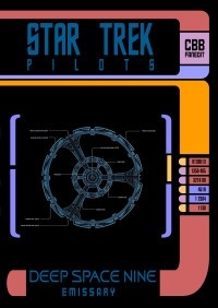 Star Trek Pilots Episode 2: Deep Space Nine