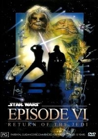 Star Wars - Episode VI: Return of the Jedi (The ADigitalMan Special Edition)
