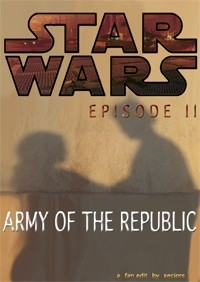 Star Wars - Episode II: Army of the Republic