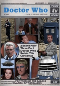 Doctor Who: 'Fortress of the Daleks' and 'Invasion of the Daleks'
