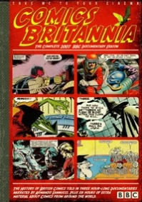 Comics Britannia: Complete 2007 BBC Documentary Season