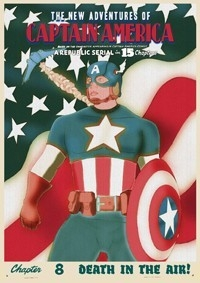 New Adventures of Captain America, The