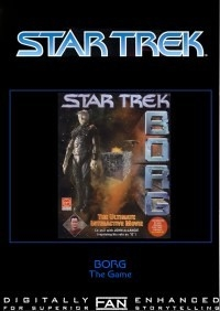Star Trek: Borg -The Game