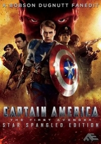 Captain America: The First Avenger - Star Spangled Edition