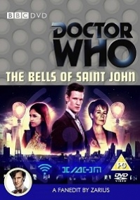 Doctor Who - The Bells of Saint John: Page One Edit