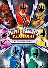 Power Rangers Samurai - Origins (Debulkfied)