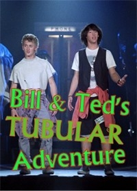Bill & Ted's Tubular Adventure