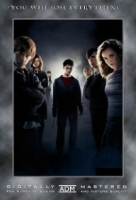 Harry Potter and the Order of the Phoenix: The ADigitalMan Extended Edition