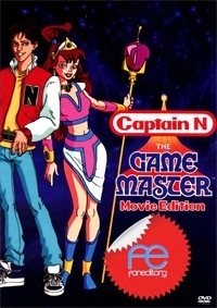 Captain N: The Game Master - Movie Edition