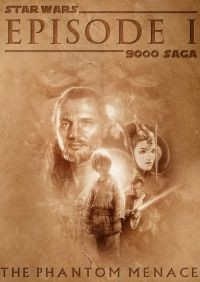 Star Wars - Episode I: The Phantom Menace (9000 Saga)(Old)