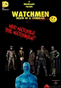 Watchmen: Death of a Comedian