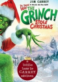 "How the Grinch Stole Christmas (A Little Less to ""Carrey"" Edition)"