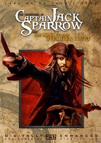 Captain Jack Sparrow and The Song of the Brethren Court