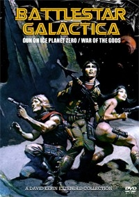 Battlestar Galactica: Gun on Ice Planet Zero / War of the Gods