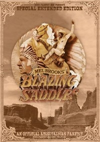 Blazing Saddles Extended Edition