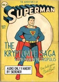Adventures of Superman, The - The Kryptonite Saga Vol. 3