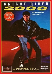 Knight Rider 2000: One Cut Can Make A Difference
