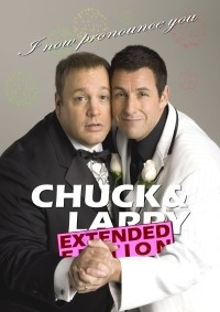 I Now Pronounce You Chuck & Larry Extended Edition