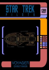 Star Trek Pilots Episode 3: Voyager