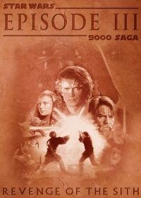 Star Wars - Episode III: Revenge of the Sith (9000 Saga)(Old)