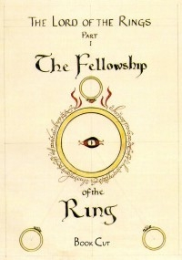 Fellowship of the Ring, The - Book Cut