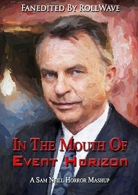 In The Mouth Of Event Horizon