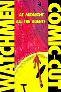 Watchmen Comic-Cut: At Midnight, All the Agents...