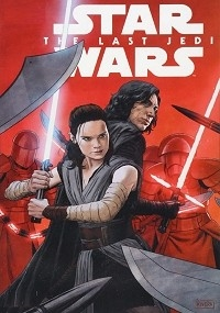 Star Wars: The Last Jedi: Total Eclipse of the Spark