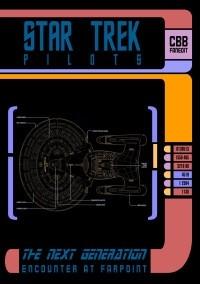 Star Trek Pilots Episode 1: The Next Generation