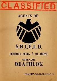 Agents of S.H.I.E.L.D: Deathlok