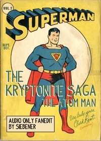 Adventures of Superman, The - The Kryptonite Saga Vol. 2