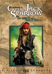 Captain Jack Sparrow and The Heart of Davy Jones
