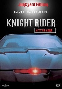 Knight Rider - KITT Vs KARR (Junkyard Edition)