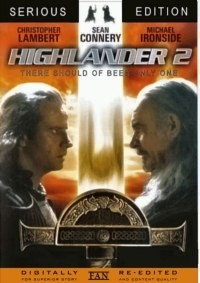 Highlander 2 Renegade Serious Edition