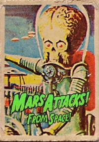 Mars Attacks! From Space!