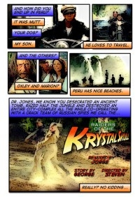 Raiders of the Krystal Skull
