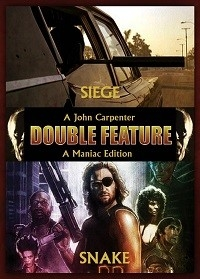 Siege & Snake (Double Feature)