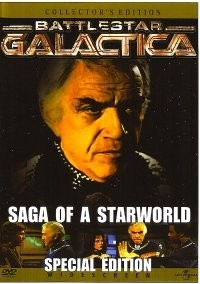 Battlestar Galactica: Saga of a Starworld