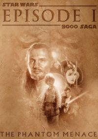 Star Wars - Episode I: The Phantom Menace (9000 Saga)(Old)
