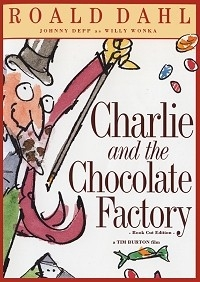 Charlie & The Chocolate Factory: Book Cut Edition