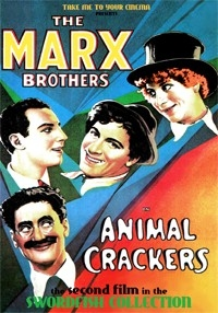 Marx Brothers: Swordfish Collection - 1930 Animal Crackers