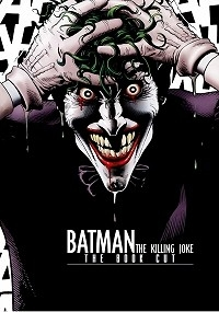 Batman: The Killing Joke - The Book Cut