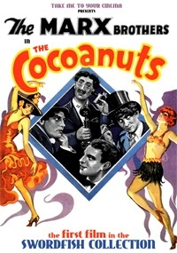 Marx Brothers: Swordfish Collection - 1929 The Cocoanuts