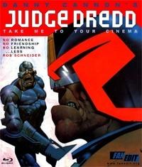Danny Cannon's Judge Dredd
