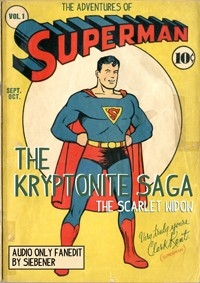 Adventures of Superman, The - The Kryptonite Saga Vol. 1
