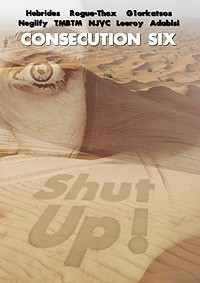 Consecution Six - Shut Up!
