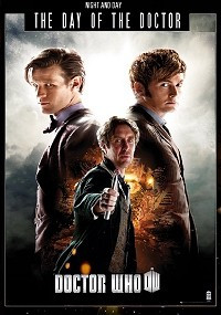 Doctor Who: Day of the Doctor Night & Day